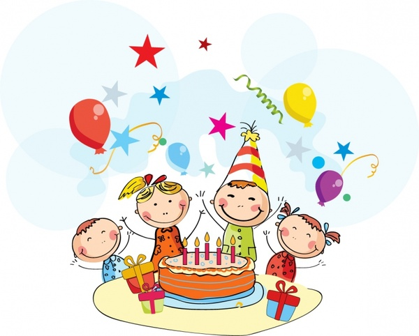 Celebration clipart birthday Download free  662 clipart