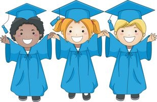 Celebration clipart graduation day Cliparts Zone Kindergarten Cliparts Graduation