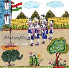 Display clipart indian  Independence Day Independence Art