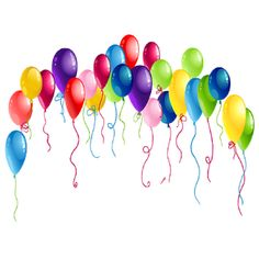 Winning clipart party balloon DE Art Globos Party del