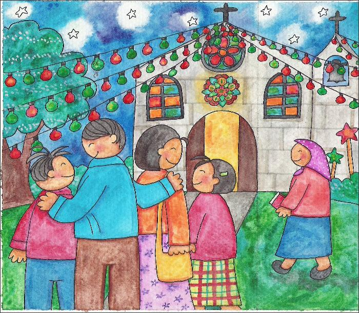 Phillipines clipart filipino culture The  Surviving Christmas Surviving
