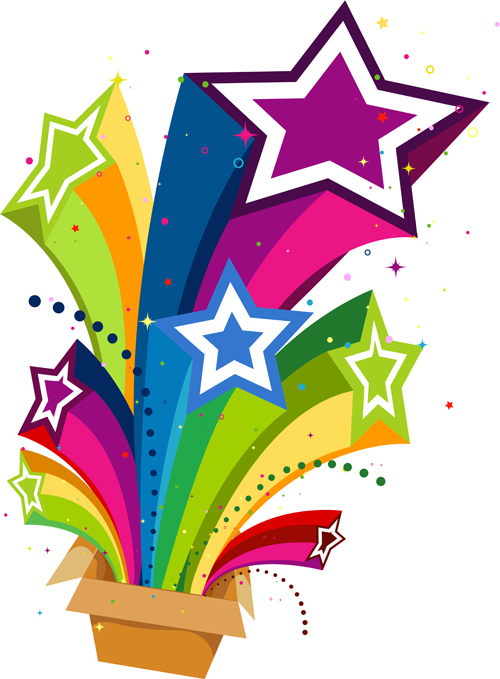 Celebration clipart powerpoint free download Abstract  millions abstract Holiday