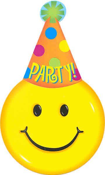 Celebration clipart smiley face Smile best 156 smiley birthday