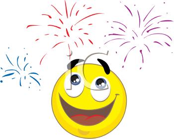 Celebration clipart smiley face Clipart Face Celebrate