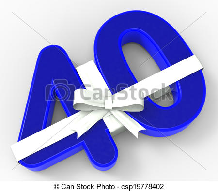 Celebration clipart special event Event Celebration With Number of