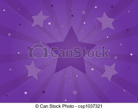Celebration clipart star burst Purple Graphic illustration background star