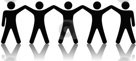 Celebration clipart winning team Of People People Teamwork Group