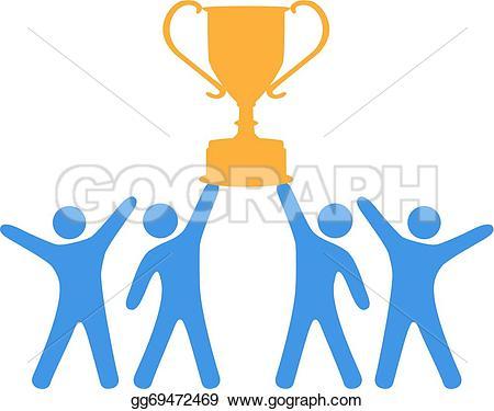 Celebration clipart winning team Winning Team winning Art Celebrate