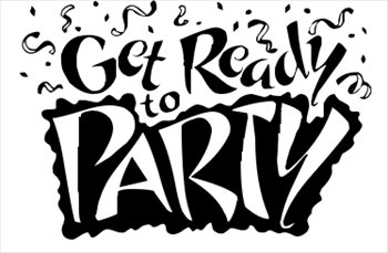 Celebration clipart work party Party Graphics Images get Free