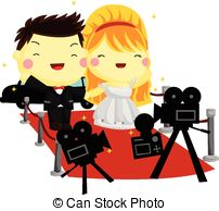 Celebrity clipart  Clipart Celebrity Celebrity Illustrations