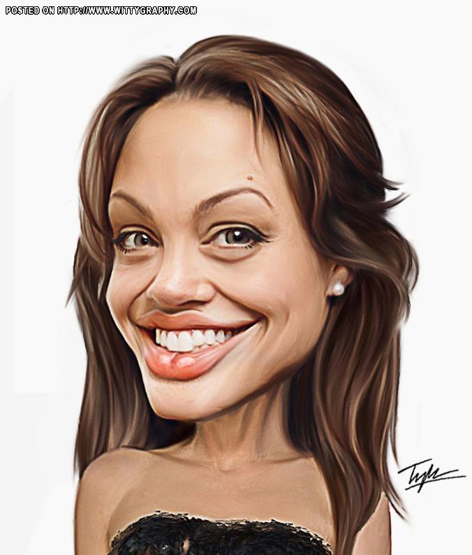 Celebrity clipart angelina jolie Images 158 best Pinterest Angelina