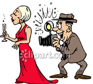 Celebrity clipart famous person And Clip and Art Clip