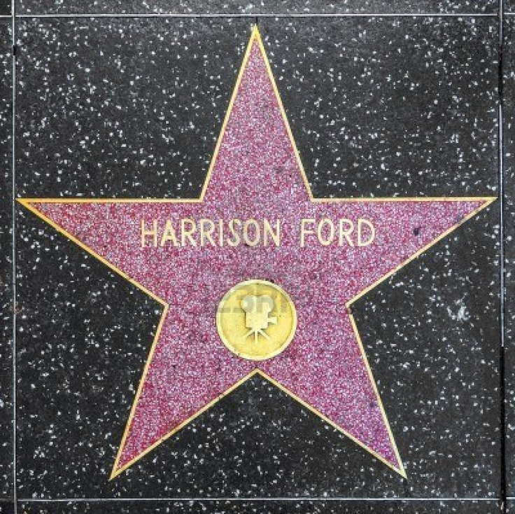 Celebrity clipart hollywood star Harrison of walk Ford's images