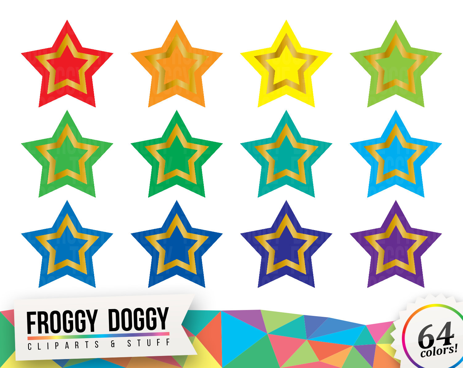 Celebrity clipart hollywood star Digital  Clipart file a