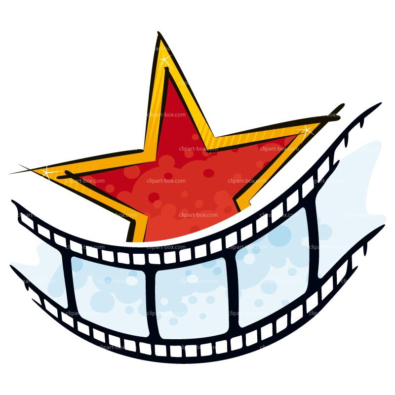 Celebrity clipart hollywood star Art Cliparts Clip movie Hollywood