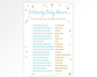 Celebrity clipart twinkle twinkle little star Shower Names star Baby baby