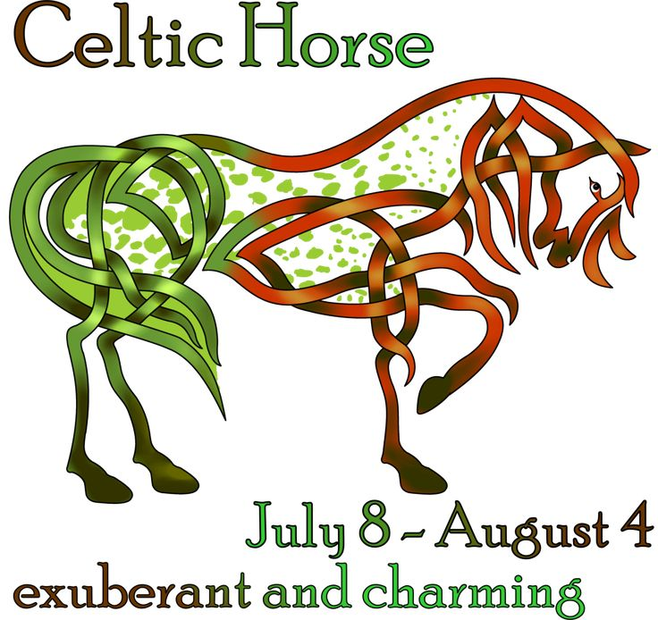 Zodiac clipart celtic On Horse by on best