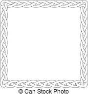 Celt clipart braid Royalty Black  braid Art