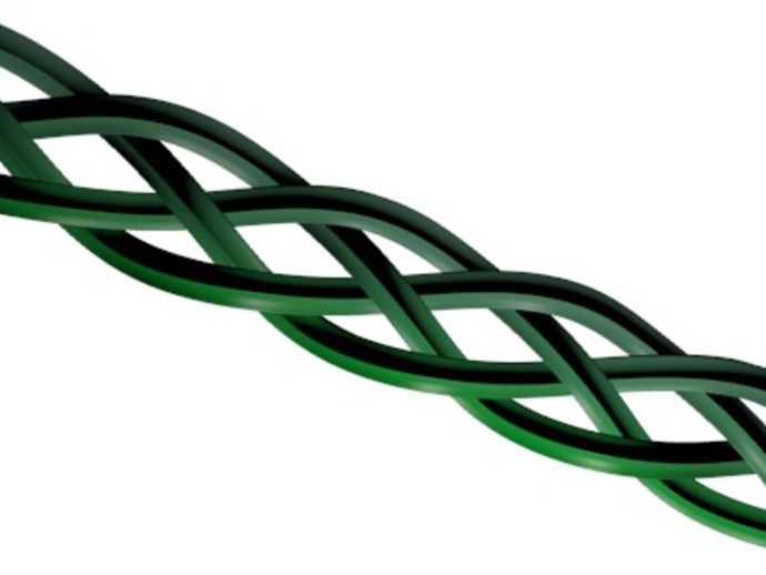 Celt clipart braid Four Pinterest Four braids (blender