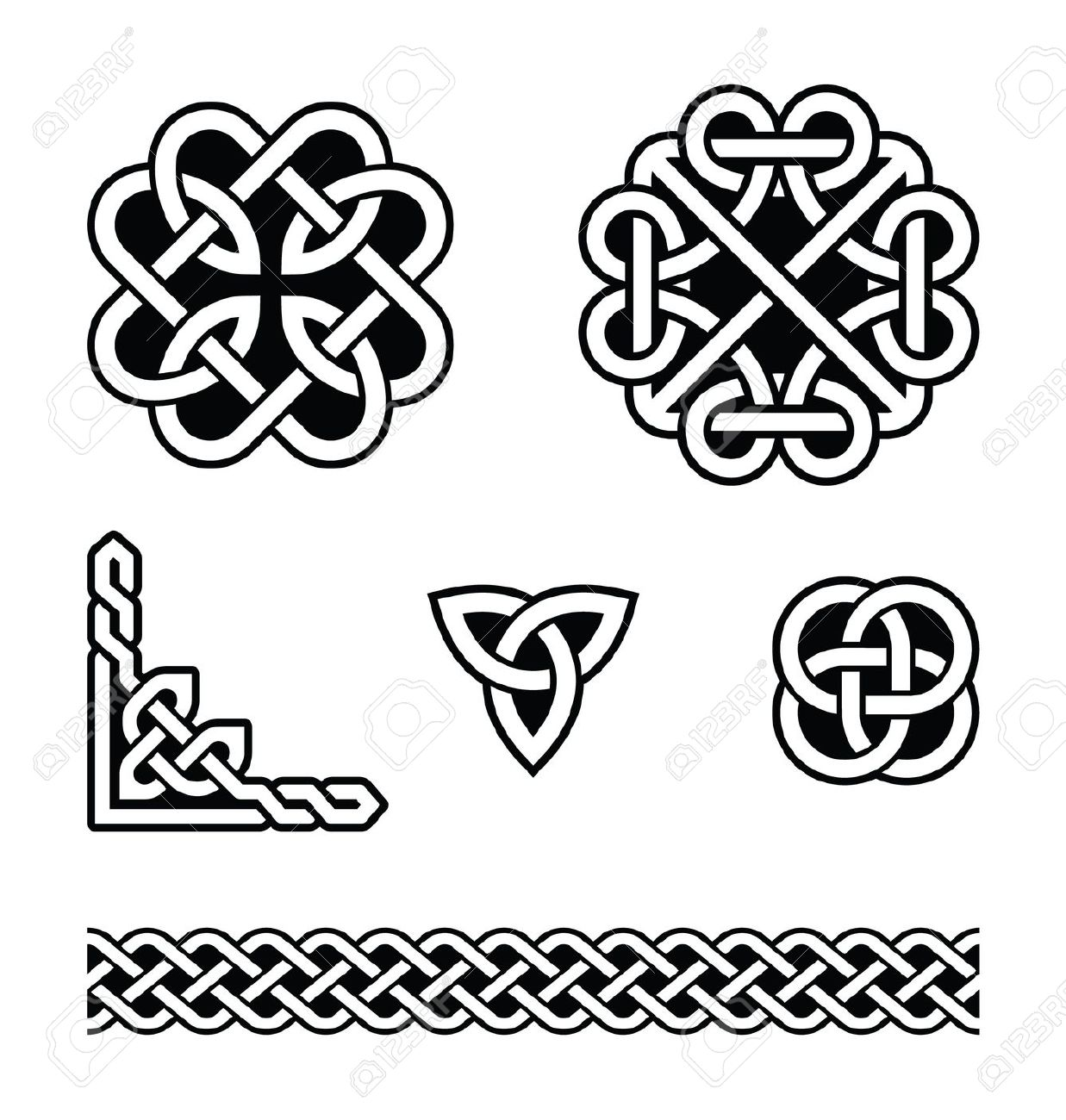 Celt clipart braid Pinterest Celtic  Knots Buscar