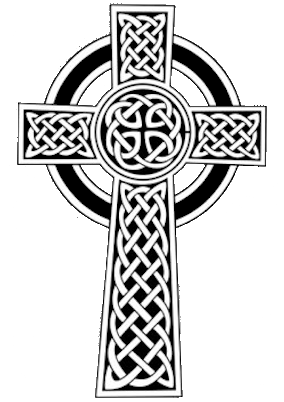 Irish clipart gothic cross Celtic art Celtic Free online