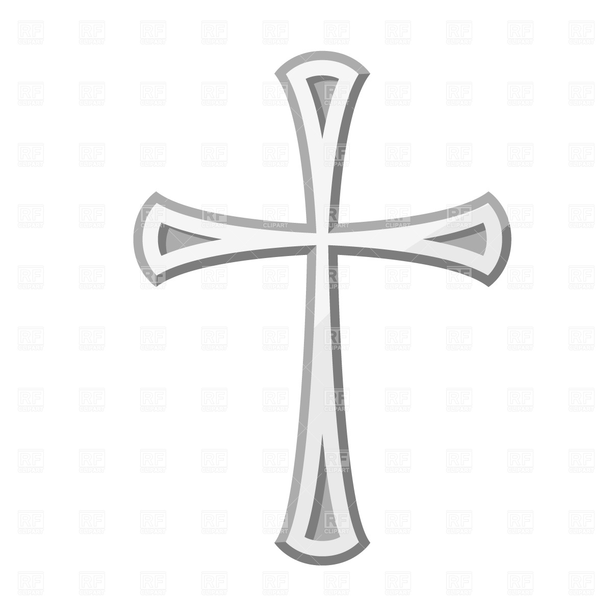 Celt clipart catholic funeral Cross Collection Catholic  clip