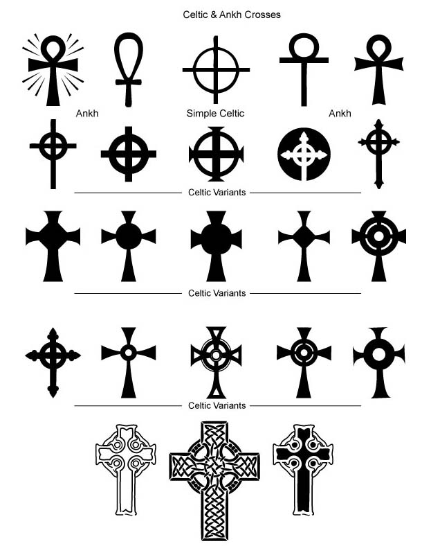 Celt clipart celtic cross Tattoo Crosses  Pics And