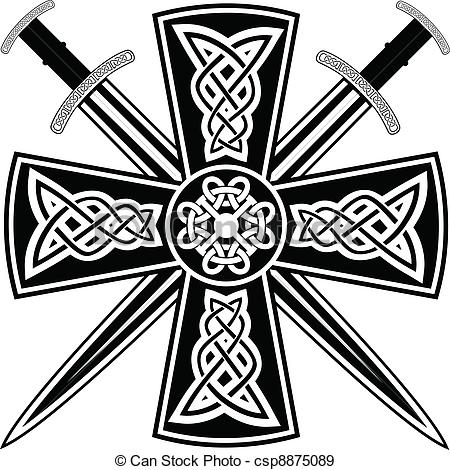 Celt clipart celtic cross Celtic image cross  cross
