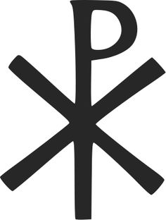 Celt clipart chi rho Its Rho meaning all love
