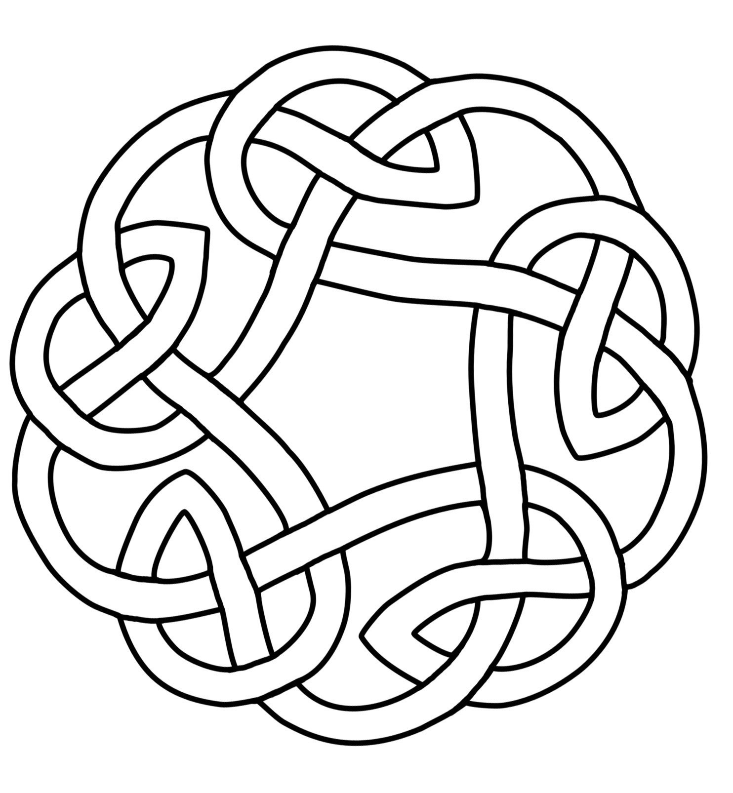 Celt clipart circle Celtic Circle ClipArt Circle Best