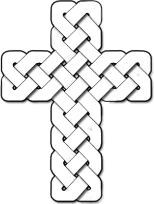 Celtic clipart color Cross Celtic Cross Image: Celtic