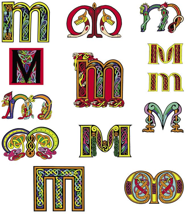 Celtic clipart color Book on ROM Decorative Knots
