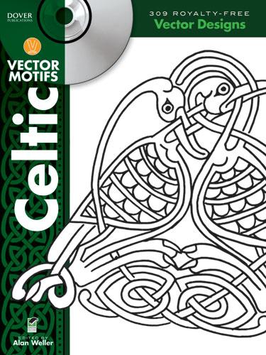 Celt clipart color Celtic Vector  Motifs