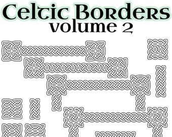 Pentagram clipart element 2: PNG Transparent Art: Celtic