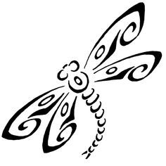 Drawn dragonfly Celtic Tattoo Celtic dragonfly Google