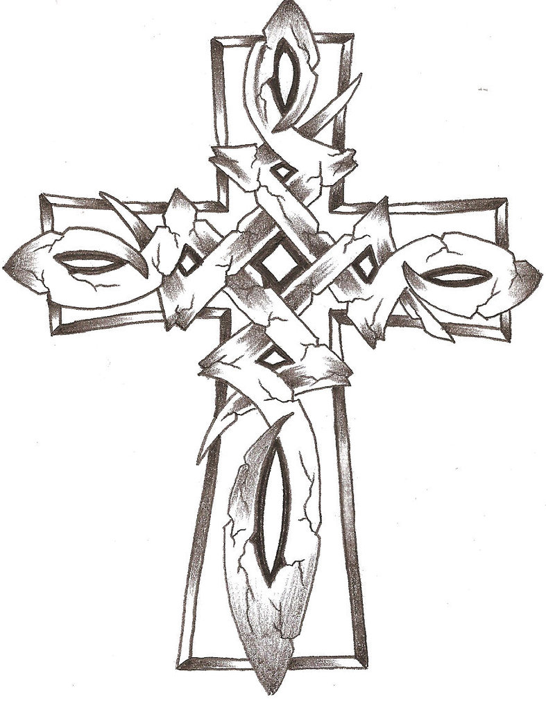 Celt clipart drawing TheLob Art Cross  by