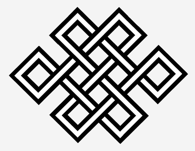 Celt clipart eternal knot #1
