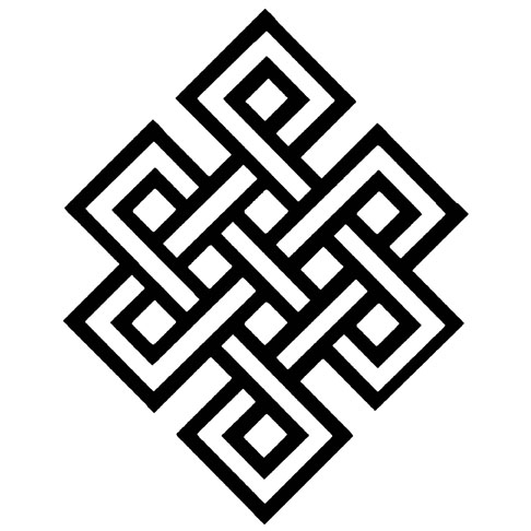 Celt clipart eternal knot #7
