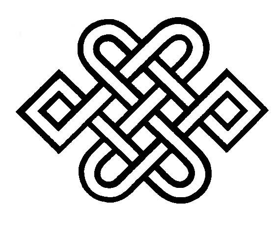 Celt clipart eternal knot #5