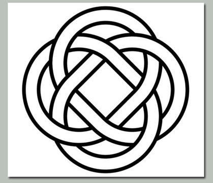 Celt clipart eternal knot #2