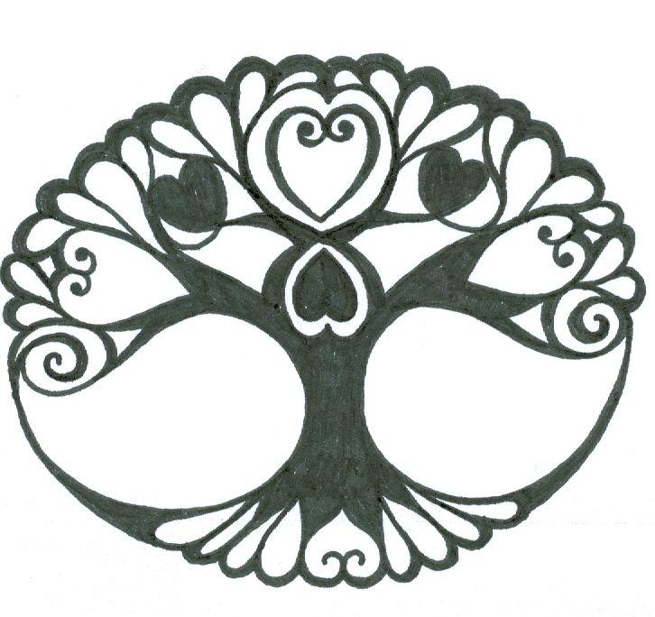Celt clipart family Celtic Free Tree tree Clipart