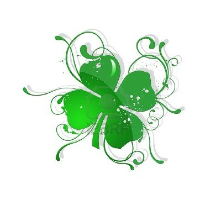 Celt clipart four leaf clover Four Pinterest 209 images 4