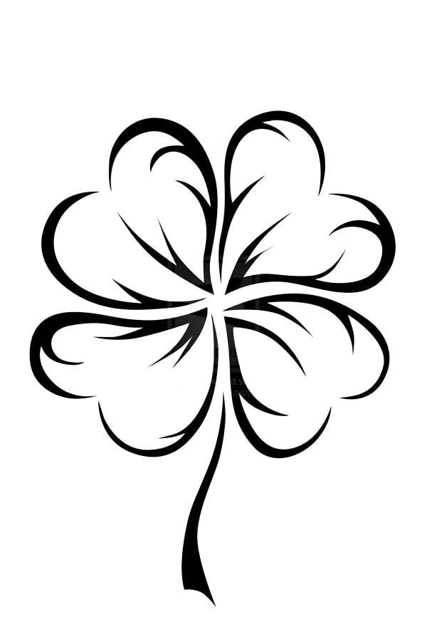 Celt clipart four leaf clover  ideas leaf Best Four