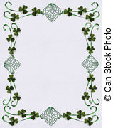 Celt clipart frame  Irish knot Celtic and