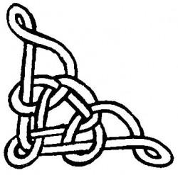 Celt clipart frame corner Pinterest Google knot celtic corners