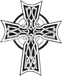 Irish clipart gothic cross Clipart celtic%20cross%20clipart Tribal Cross Panda