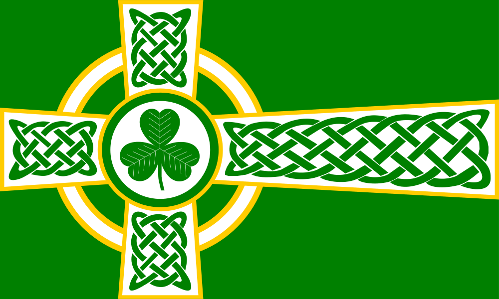 Celt clipart green irish Image Irish resolution History Full