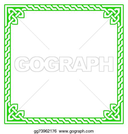 Celt clipart green irish Irish Celtic celtic gg73962176 Stock