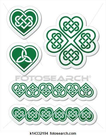 Celt clipart luck #7