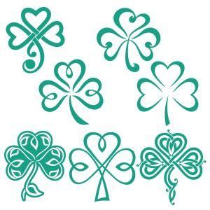 Celt clipart luck #6